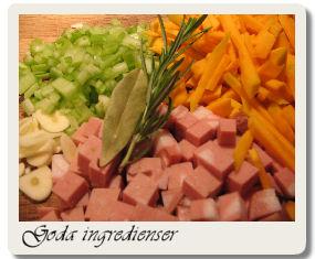 pumpapaj-med-mortadella-ingredienser