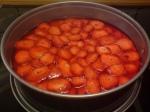jordgubbscheesecake 1 av 3