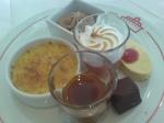 Viking Cinderellas dessertbord