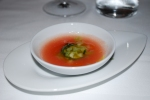 tomat- och melonsoppa