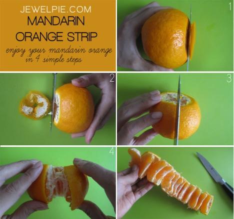 Mandarinskalningstips