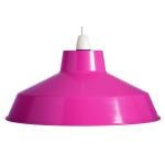 lampa - taklampa rosa 3